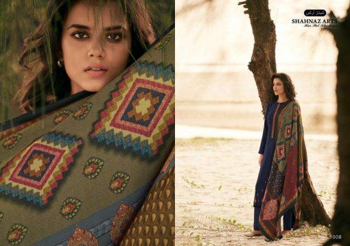 Shahnaz Arts Zarsa Pashmina Salwar Suit Wholesale Catalog 8 Pcs 5 510x359 - Shahnaz Arts Zarsa Pashmina Salwar Suit Wholesale Catalog 8 Pcs