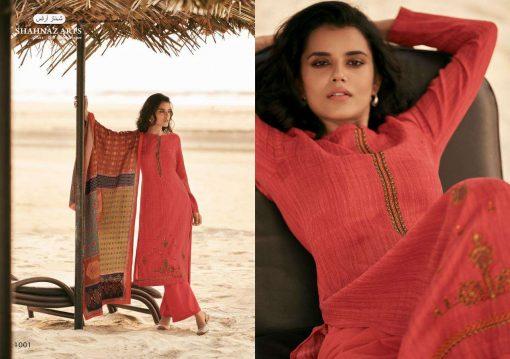 Shahnaz Arts Zarsa Pashmina Salwar Suit Wholesale Catalog 8 Pcs 7 510x359 - Shahnaz Arts Zarsa Pashmina Salwar Suit Wholesale Catalog 8 Pcs