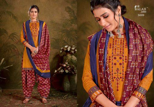 Balaji Cotton Rasberry Patiyala Vol 5 Salwar Suit Wholesale Catalog 12 Pcs 8 510x357 - Balaji Cotton Rasberry Patiyala Vol 5 Salwar Suit Wholesale Catalog 12 Pcs