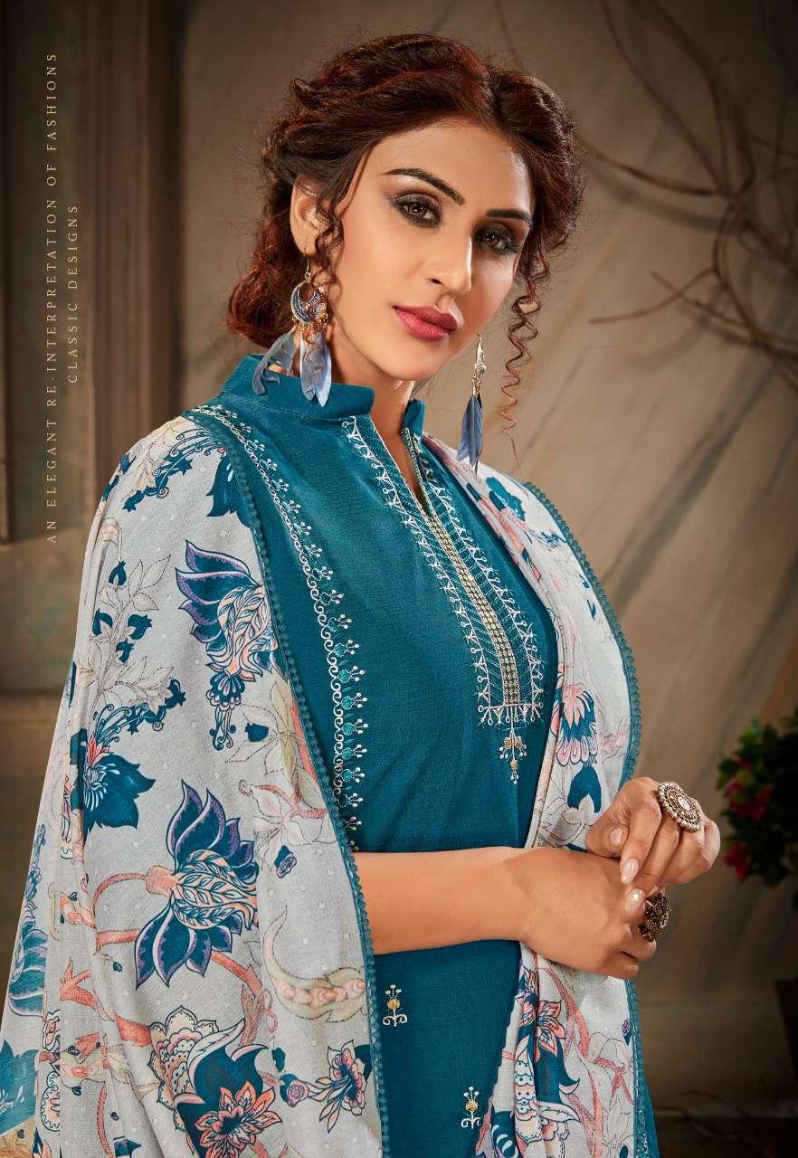 Brij Heer Salwar Suit Wholesale Catalog 8 Pcs 10 - Brij Heer Salwar Suit Wholesale Catalog 8 Pcs