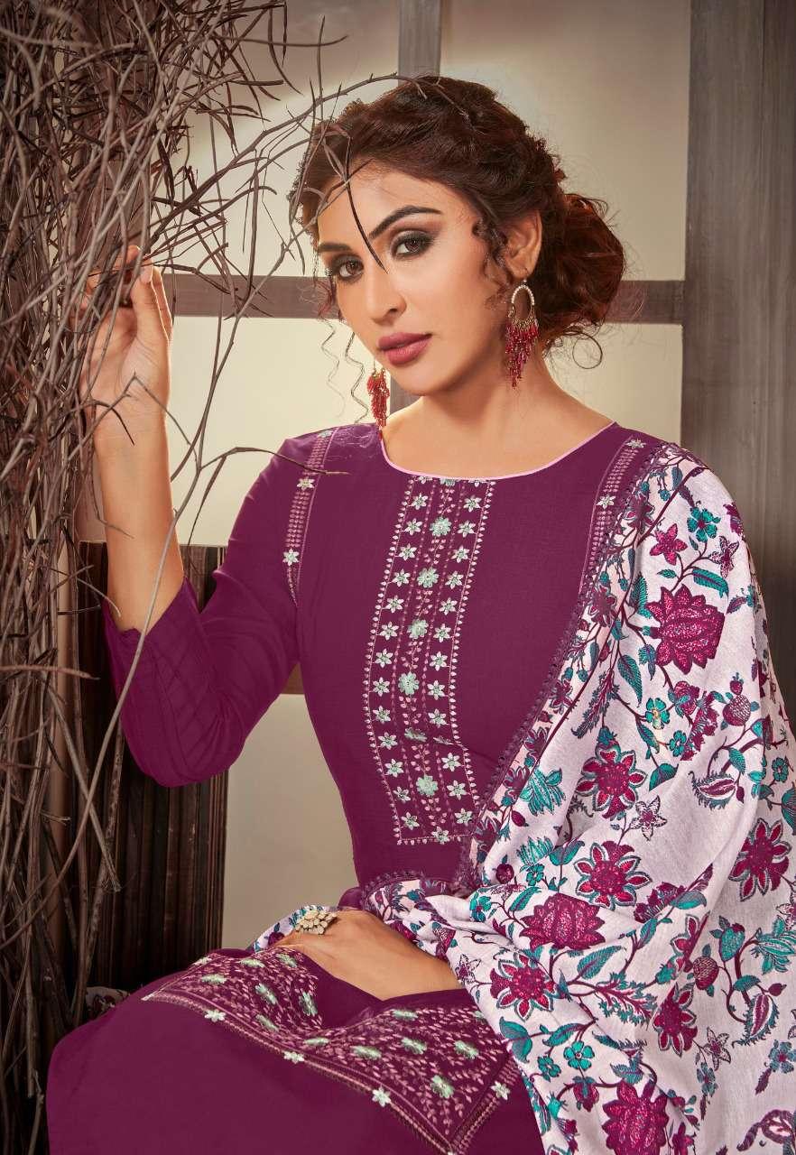 Brij Heer Salwar Suit Wholesale Catalog 8 Pcs 15 - Brij Heer Salwar Suit Wholesale Catalog 8 Pcs