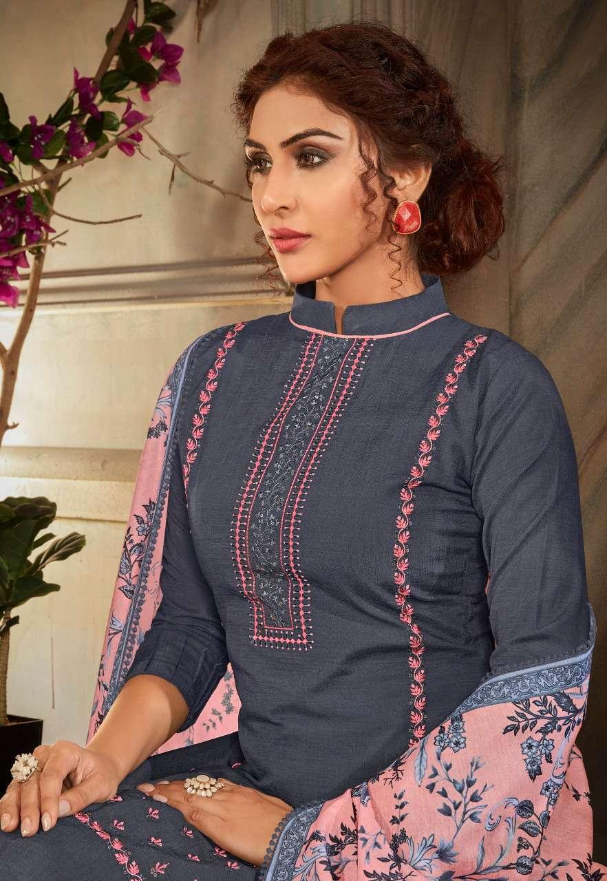 Brij Heer Salwar Suit Wholesale Catalog 8 Pcs 16 - Brij Heer Salwar Suit Wholesale Catalog 8 Pcs