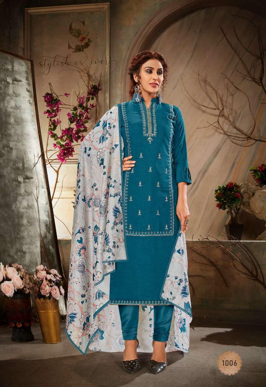 Brij Heer Salwar Suit Wholesale Catalog 8 Pcs 17 - Brij Heer Salwar Suit Wholesale Catalog 8 Pcs