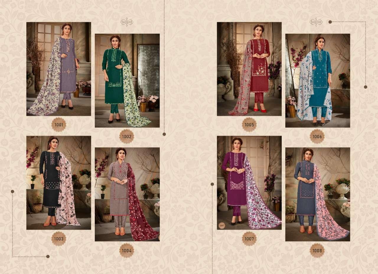 Brij Heer Salwar Suit Wholesale Catalog 8 Pcs 18 - Brij Heer Salwar Suit Wholesale Catalog 8 Pcs