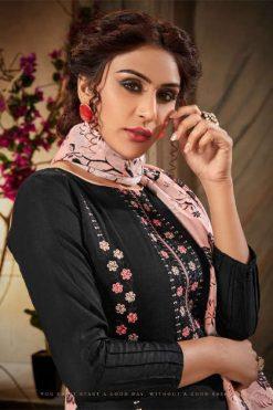 Brij Heer Salwar Suit Wholesale Catalog 8 Pcs