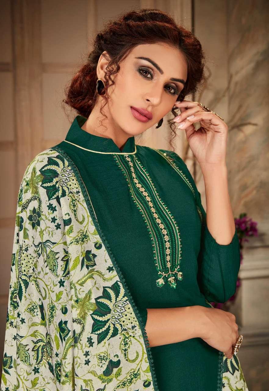 Brij Heer Salwar Suit Wholesale Catalog 8 Pcs 4 - Brij Heer Salwar Suit Wholesale Catalog 8 Pcs