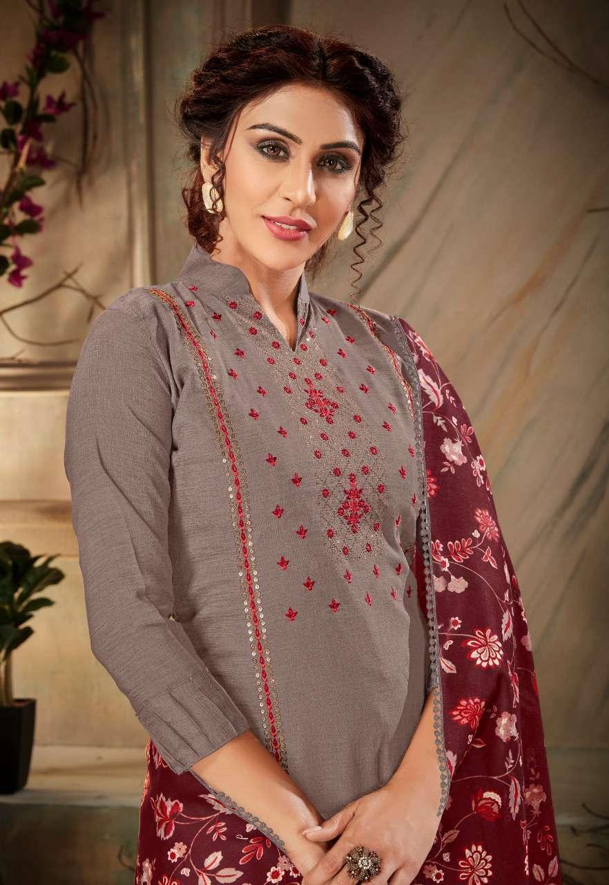Brij Heer Salwar Suit Wholesale Catalog 8 Pcs 5 - Brij Heer Salwar Suit Wholesale Catalog 8 Pcs