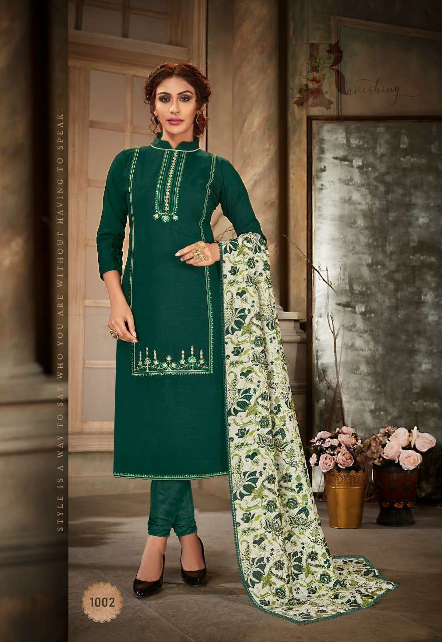 Brij Heer Salwar Suit Wholesale Catalog 8 Pcs 7 - Brij Heer Salwar Suit Wholesale Catalog 8 Pcs