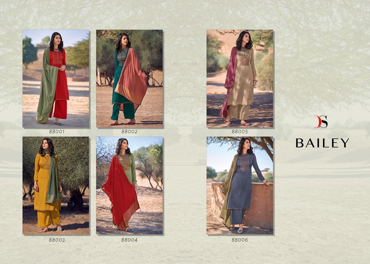 Deepsy Bailey Salwar Suit Wholesale Catalog 6 Pcs 16 - Deepsy Bailey Salwar Suit Wholesale Catalog 6 Pcs