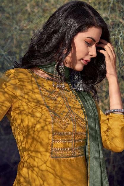 Deepsy Bailey Salwar Suit Wholesale Catalog 6 Pcs