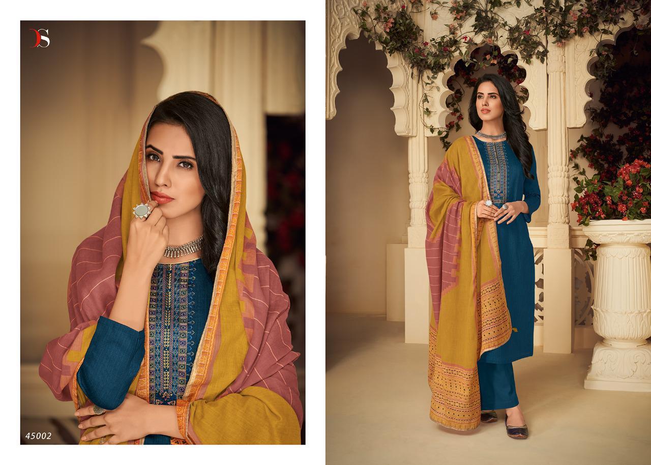 Deepsy Panghat Vol 4 Salwar Suit Wholesale Catalog 6 Pcs 5 - Deepsy Panghat Vol 4 Salwar Suit Wholesale Catalog 6 Pcs