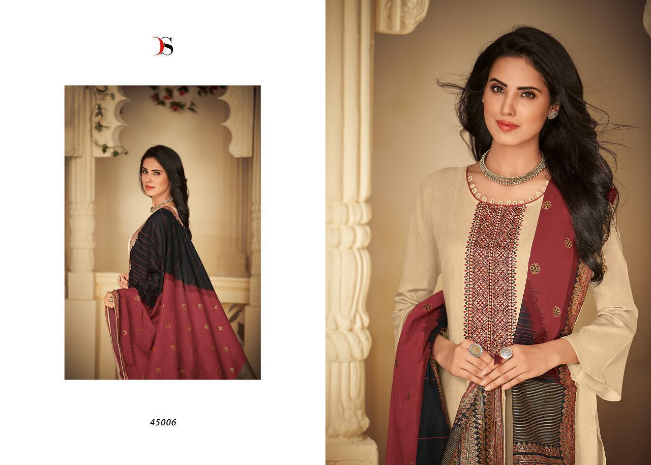 Deepsy Panghat Vol 4 Salwar Suit Wholesale Catalog 6 Pcs 6 - Deepsy Panghat Vol 4 Salwar Suit Wholesale Catalog 6 Pcs