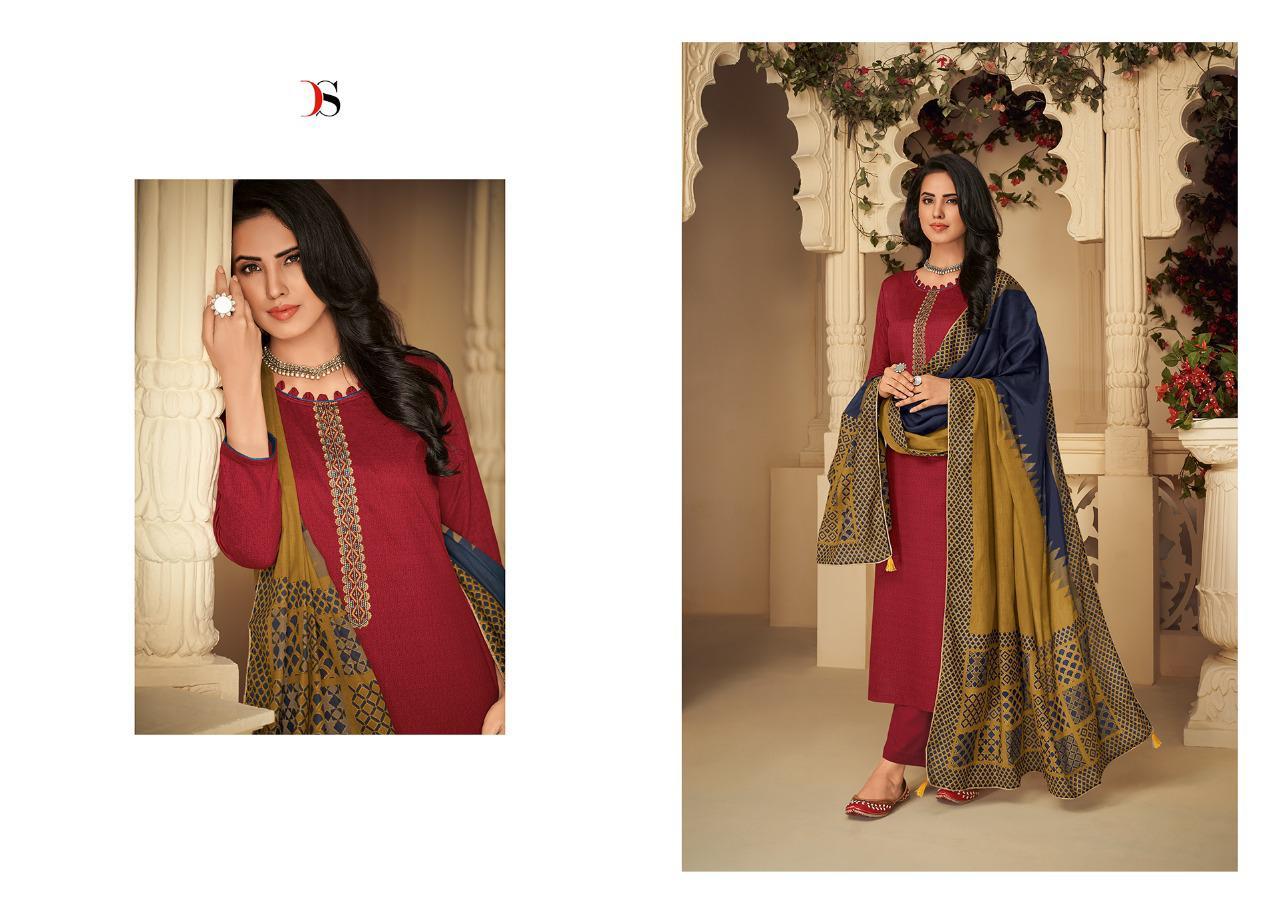 Deepsy Panghat Vol 4 Salwar Suit Wholesale Catalog 6 Pcs 8 - Deepsy Panghat Vol 4 Salwar Suit Wholesale Catalog 6 Pcs
