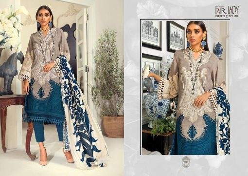 Fair Lady Muzlin Sana Safinaz by Mumtaz Arts Salwar Suit Wholesale Catalog 4 Pcs 4 510x361 - Fair Lady Muzlin Sana Safinaz by Mumtaz Arts Salwar Suit Wholesale Catalog 4 Pcs
