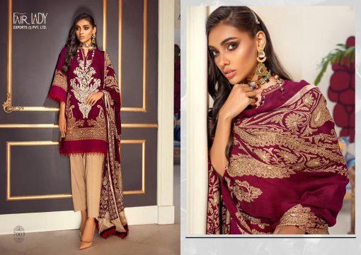 Fair Lady Muzlin Sana Safinaz by Mumtaz Arts Salwar Suit Wholesale Catalog 4 Pcs 6 510x361 - Fair Lady Muzlin Sana Safinaz by Mumtaz Arts Salwar Suit Wholesale Catalog 4 Pcs
