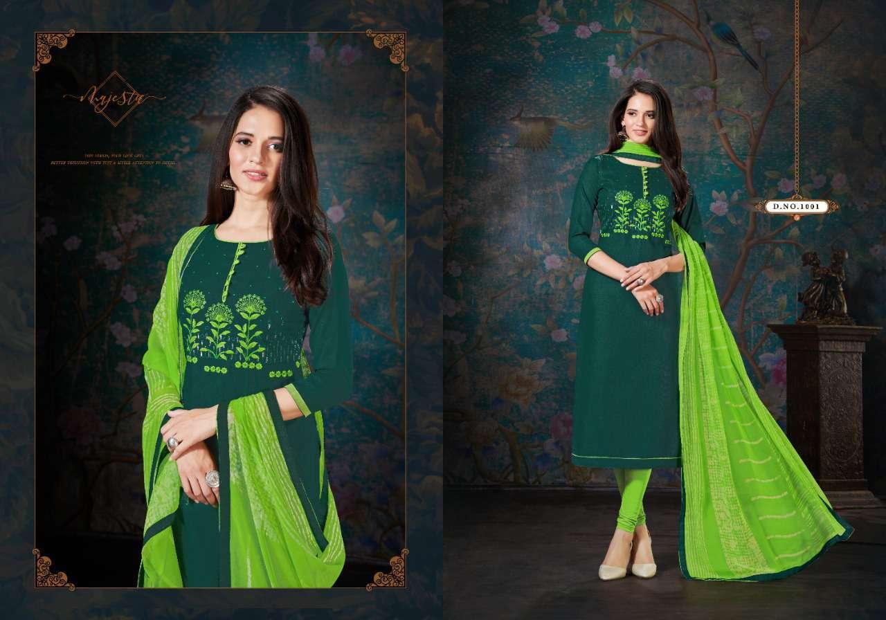 Fashion Floor Enjoy Vol 3 Salwar Suit Wholesale Catalog 12 Pcs 10 - Fashion Floor Enjoy Vol 3 Salwar Suit Wholesale Catalog 12 Pcs