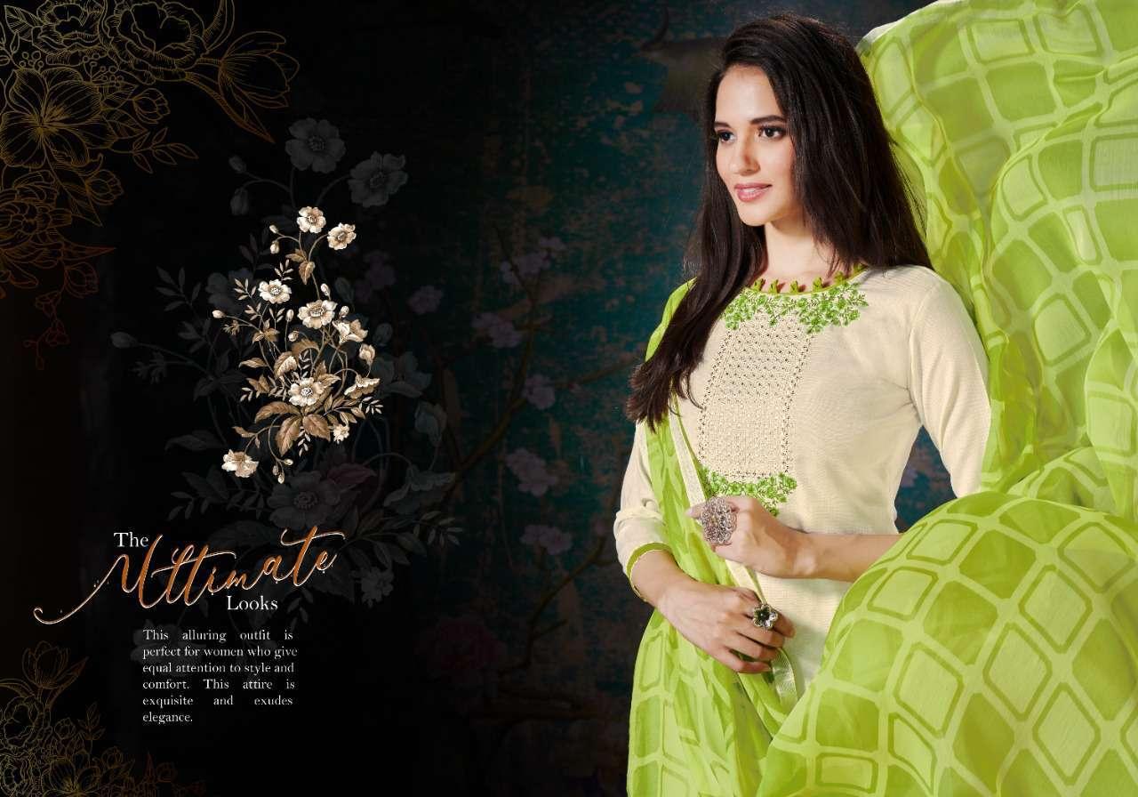 Fashion Floor Enjoy Vol 3 Salwar Suit Wholesale Catalog 12 Pcs 11 - Fashion Floor Enjoy Vol 3 Salwar Suit Wholesale Catalog 12 Pcs