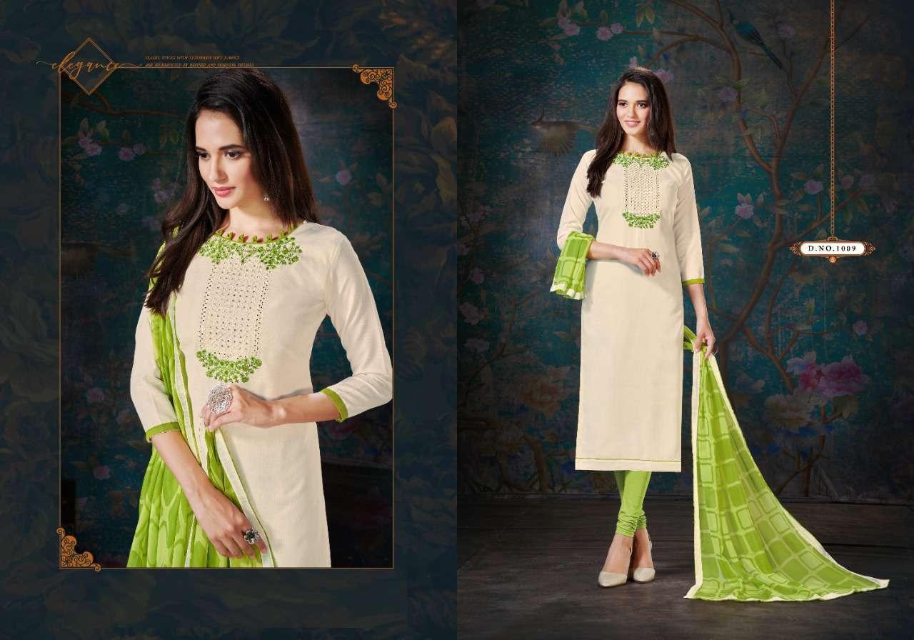 Fashion Floor Enjoy Vol 3 Salwar Suit Wholesale Catalog 12 Pcs 7 - Fashion Floor Enjoy Vol 3 Salwar Suit Wholesale Catalog 12 Pcs