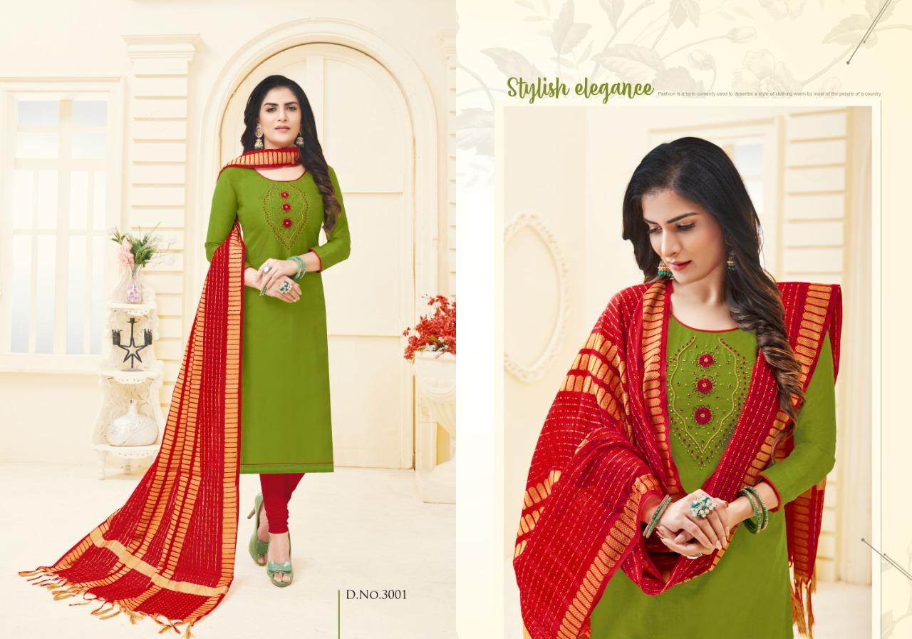 Fashion Floor Silky Salwar Suit Wholesale Catalog 12 Pcs 5 - Fashion Floor Silky Salwar Suit Wholesale Catalog 12 Pcs