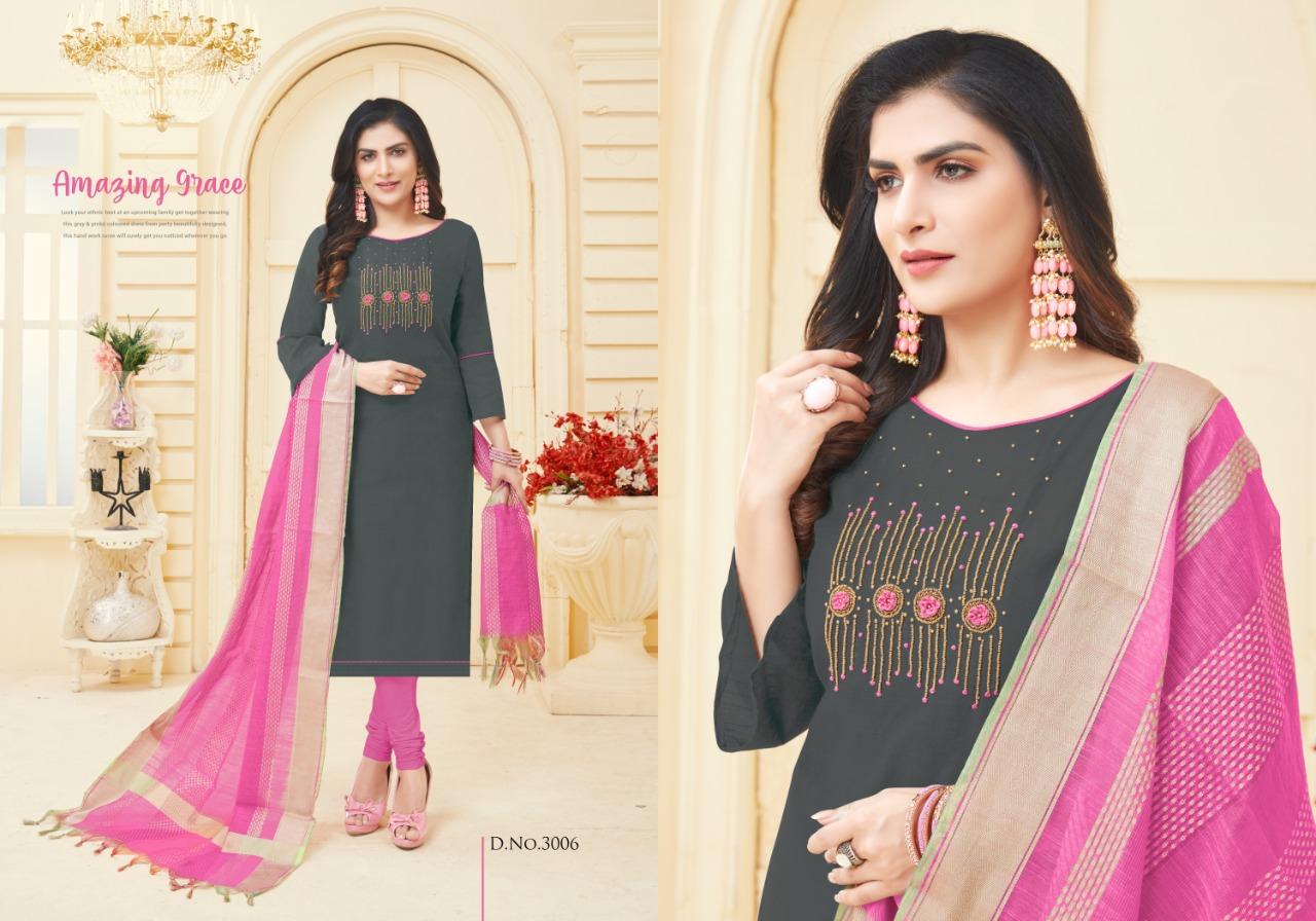 Fashion Floor Silky Salwar Suit Wholesale Catalog 12 Pcs 9 - Fashion Floor Silky Salwar Suit Wholesale Catalog 12 Pcs