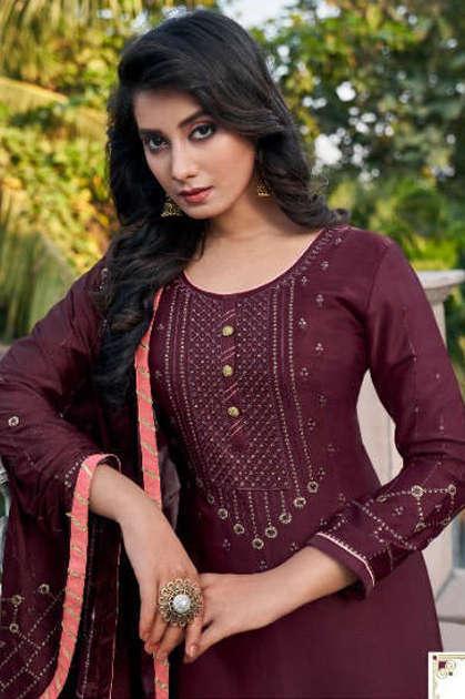 Four Dots Shubharambh Vol 2 by Kessi Salwar Suit Wholesale Catalog 4 Pcs - Tejaswee Stylishta Vol 10 Kurti Wholesale Catalog 4 Pcs