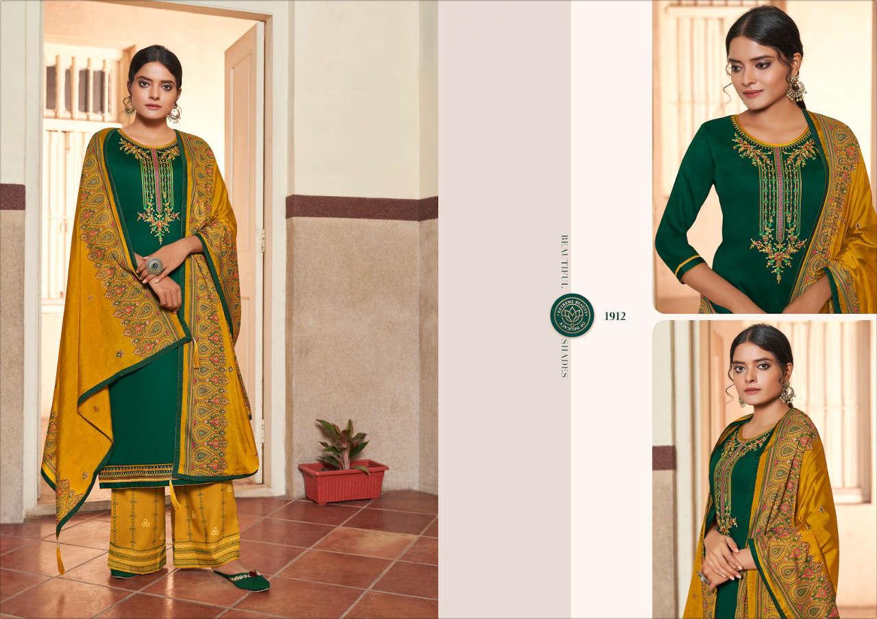 Kalarang Butterfly Vol 3 by Kessi Salwar Suit Wholesale Catalog 4 Pcs 1 - Kalarang Butterfly Vol 3 by Kessi Salwar Suit Wholesale Catalog 4 Pcs