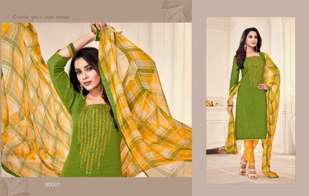 Kapil Trendz Jharna Salwar Suit Wholesale Catalog 12 Pcs 2 - Kapil Trendz Jharna Salwar Suit Wholesale Catalog 12 Pcs