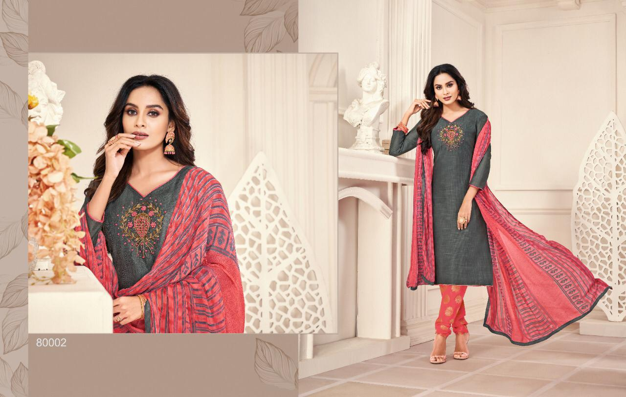 Kapil Trendz Jharna Salwar Suit Wholesale Catalog 12 Pcs 3 - Kapil Trendz Jharna Salwar Suit Wholesale Catalog 12 Pcs