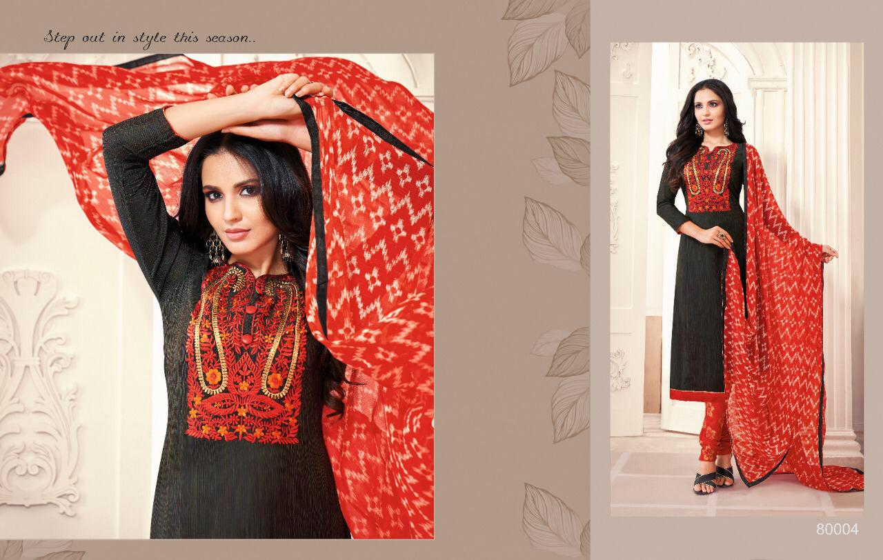 Kapil Trendz Jharna Salwar Suit Wholesale Catalog 12 Pcs 5 - Kapil Trendz Jharna Salwar Suit Wholesale Catalog 12 Pcs