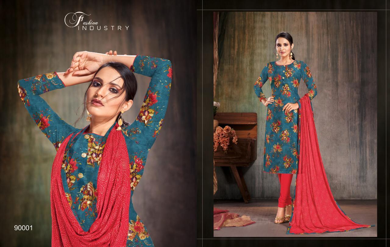 Kapil Trendz Posh Glory Salwar Suit Wholesale Catalog 12 Pcs 4 - Kapil Trendz Posh Glory Salwar Suit Wholesale Catalog 12 Pcs