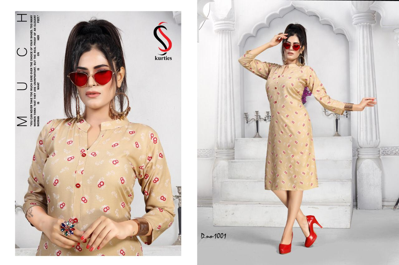 Kareena Vol 5 Kurti Wholesale Catalog 8 Pcs 1 - Kareena Vol 5 Kurti Wholesale Catalog 8 Pcs