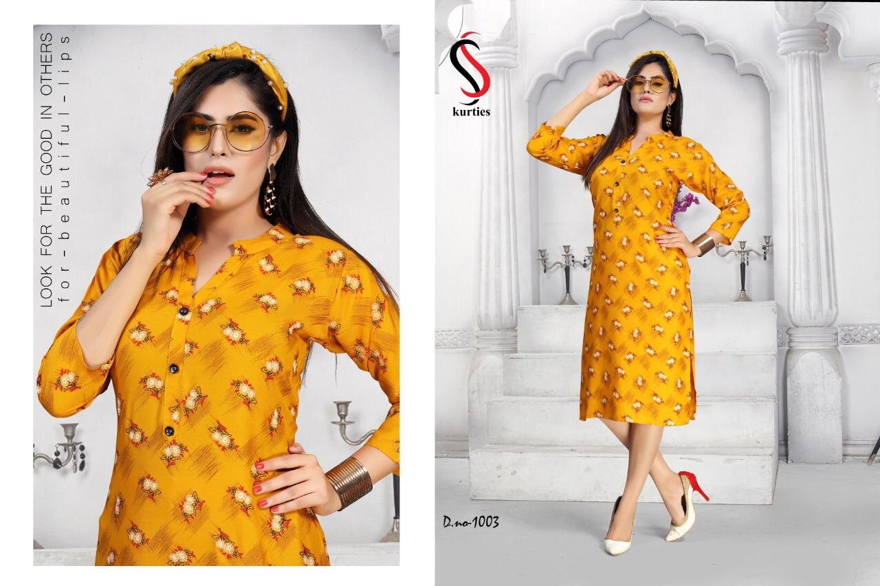 Kareena Vol 5 Kurti Wholesale Catalog 8 Pcs 2 - Kareena Vol 5 Kurti Wholesale Catalog 8 Pcs