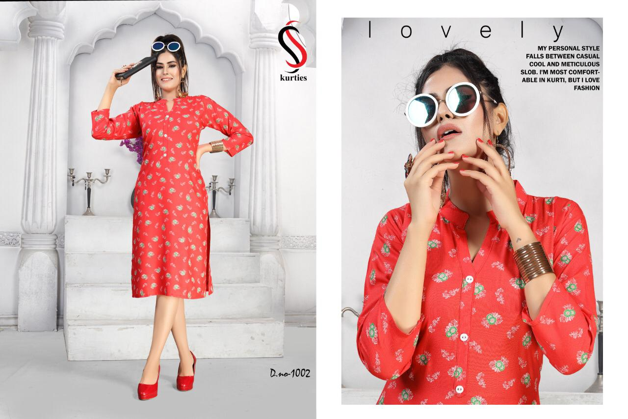 Kareena Vol 5 Kurti Wholesale Catalog 8 Pcs 3 - Kareena Vol 5 Kurti Wholesale Catalog 8 Pcs