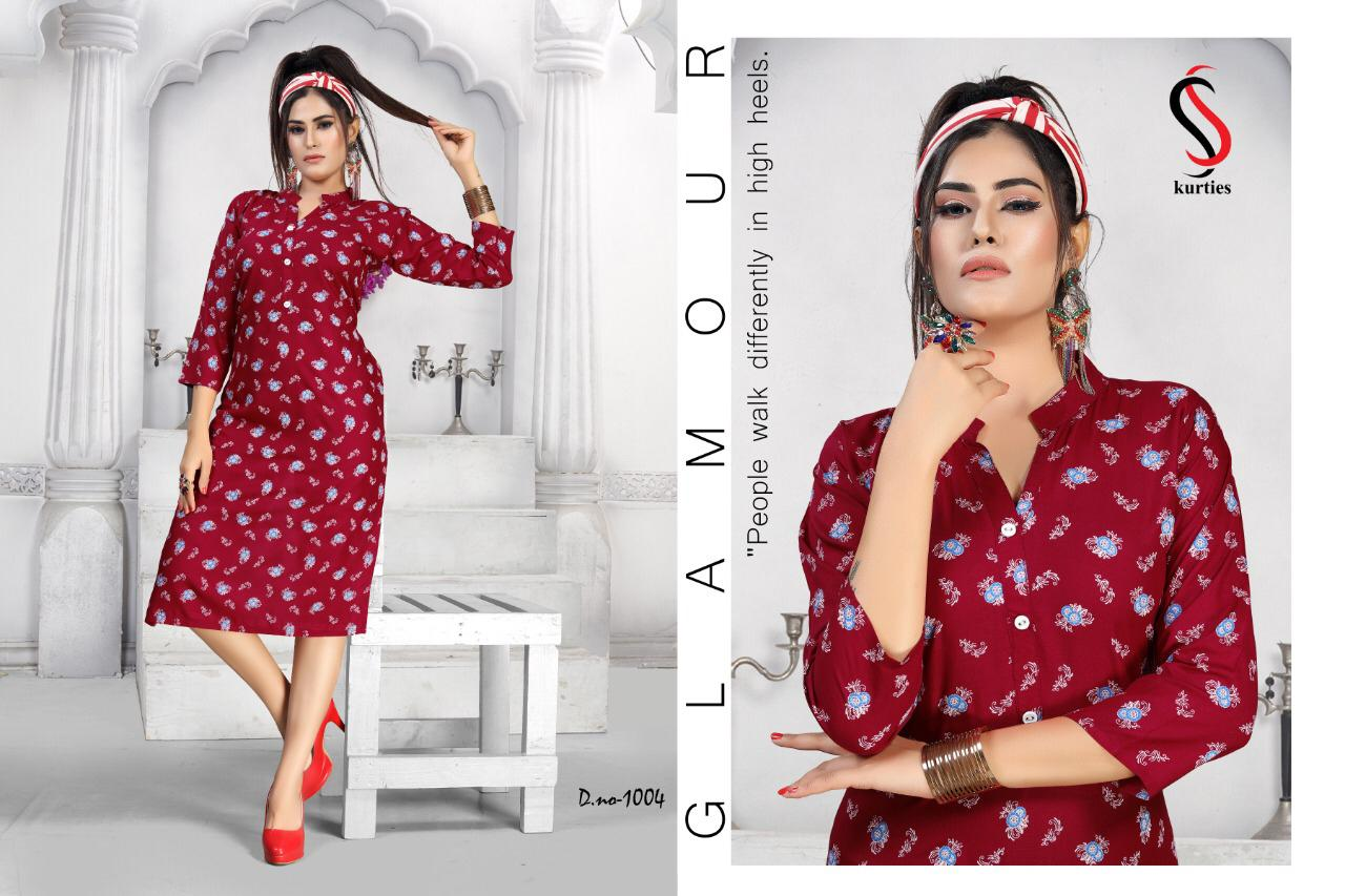 Kareena Vol 5 Kurti Wholesale Catalog 8 Pcs 4 - Kareena Vol 5 Kurti Wholesale Catalog 8 Pcs