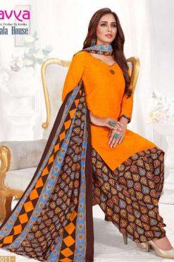 Kavya Patiala House Vol 4 Readymade Suit Wholesale Catalog 12 Pcs