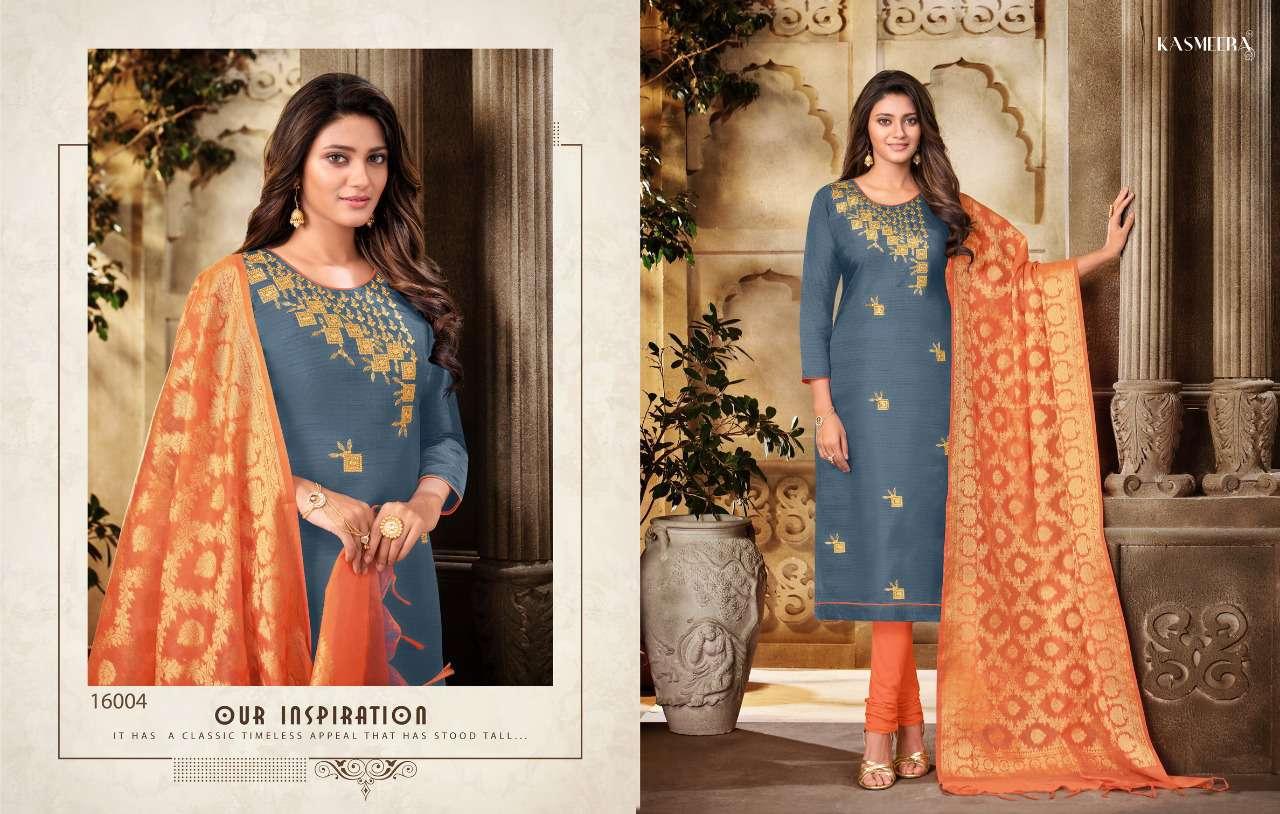 Kayce Kasmeera Queen Vol 4 Salwar Suit Wholesale Catalog 12 Pcs 10 - Kayce Kasmeera Queen Vol 4 Salwar Suit Wholesale Catalog 12 Pcs