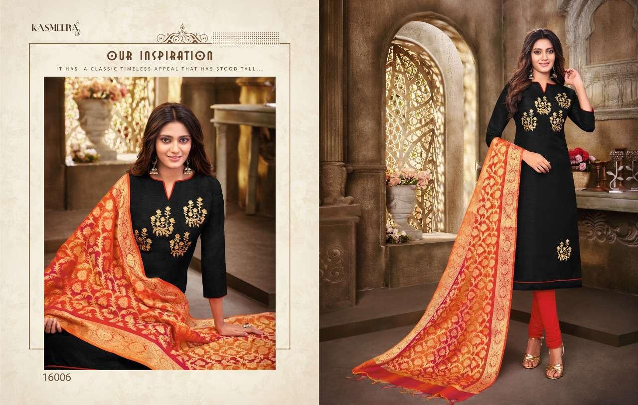 Kayce Kasmeera Queen Vol 4 Salwar Suit Wholesale Catalog 12 Pcs 9 - Kayce Kasmeera Queen Vol 4 Salwar Suit Wholesale Catalog 12 Pcs