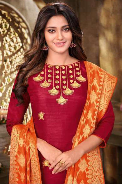 Kayce Kasmeera Queen Vol 4 Salwar Suit Wholesale Catalog 12 Pcs - Rangmaya Opera Vol 2 Kurti Wholesale Catalog 10 Pcs