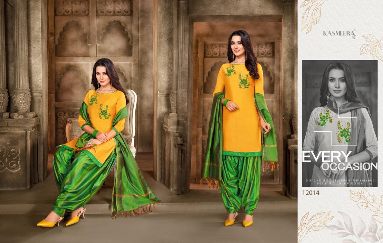 Kayce Kasmeera Rainbow Patiyala Vol 3 Salwar Suit Wholesale Catalog 10 Pcs 8 - Kayce Kasmeera Rainbow Patiyala Vol 3 Salwar Suit Wholesale Catalog 10 Pcs