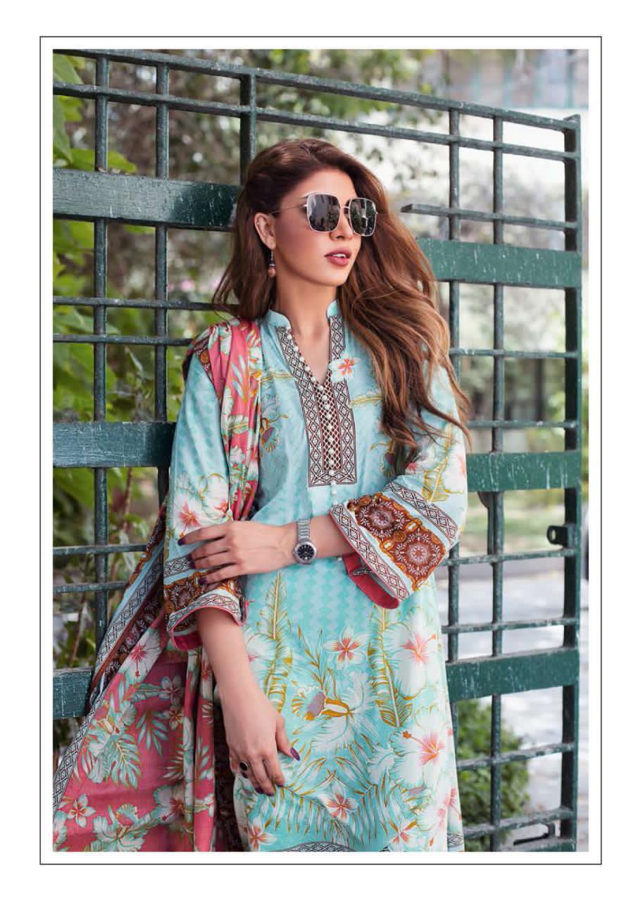 Keval Feb Alija B Vol 5 Heavy Cotton Salwar Suit Wholesale Catalog 6 Pcs 3 - Keval Feb Alija B Vol 5 Heavy Cotton Salwar Suit Wholesale Catalog 6 Pcs