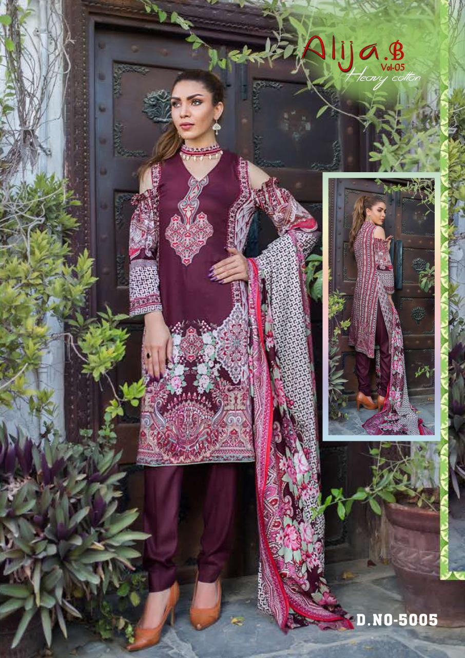 Keval Feb Alija B Vol 5 Heavy Cotton Salwar Suit Wholesale Catalog 6 Pcs 7 - Keval Feb Alija B Vol 5 Heavy Cotton Salwar Suit Wholesale Catalog 6 Pcs