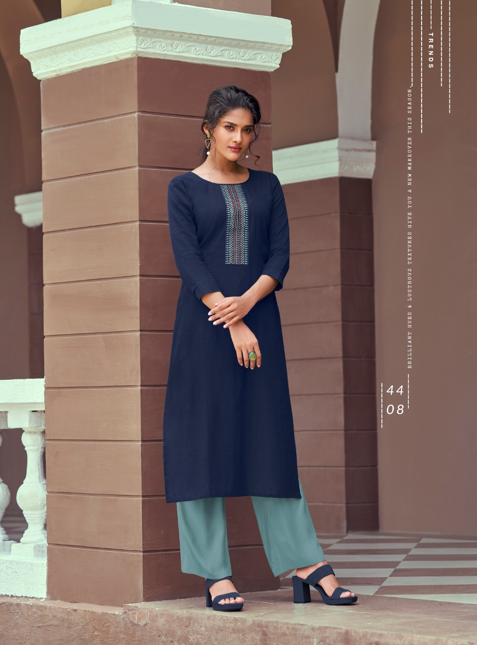 Lymi Runway by Kessi Kurti with Pant Wholesale Catalog 8 Pcs 3 - Lymi Runway by Kessi Kurti with Pant Wholesale Catalog 8 Pcs