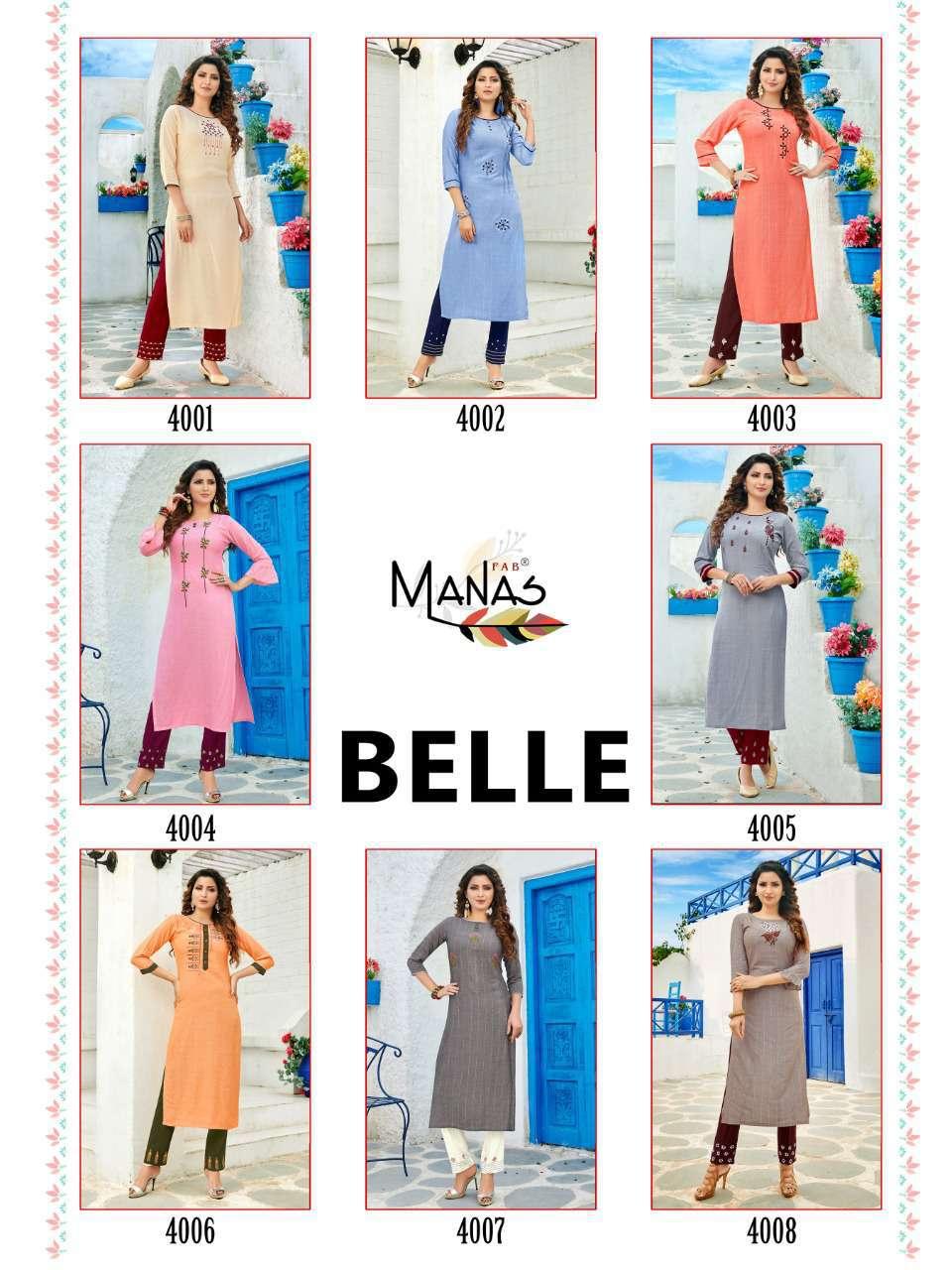 Manas Beele Kurti with Pant Wholesale Catalog 8 Pcs 11 - Manas Beele Kurti with Pant Wholesale Catalog 8 Pcs