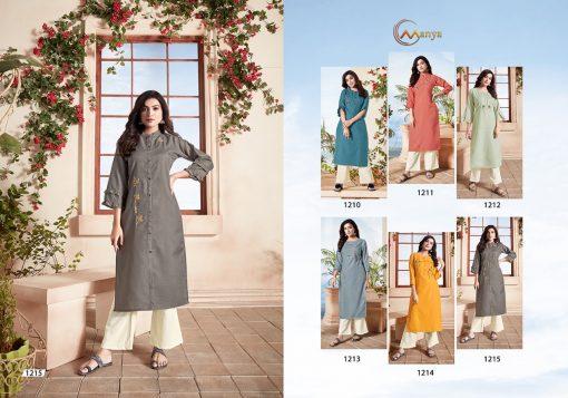 Manya Classic Kurti Wholesale Catalog 6 Pcs 7 510x357 - Manya Classic Kurti Wholesale Catalog 6 Pcs