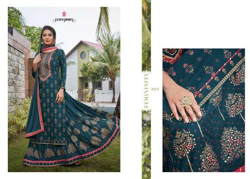 Rangoon Natraj Vol 2 by Kessi Readymade Salwar Suit Wholesale Catalog 4 Pcs 1 510x365 - Rangoon Natraj Vol 2 by Kessi Readymade Salwar Suit Wholesale Catalog 4 Pcs