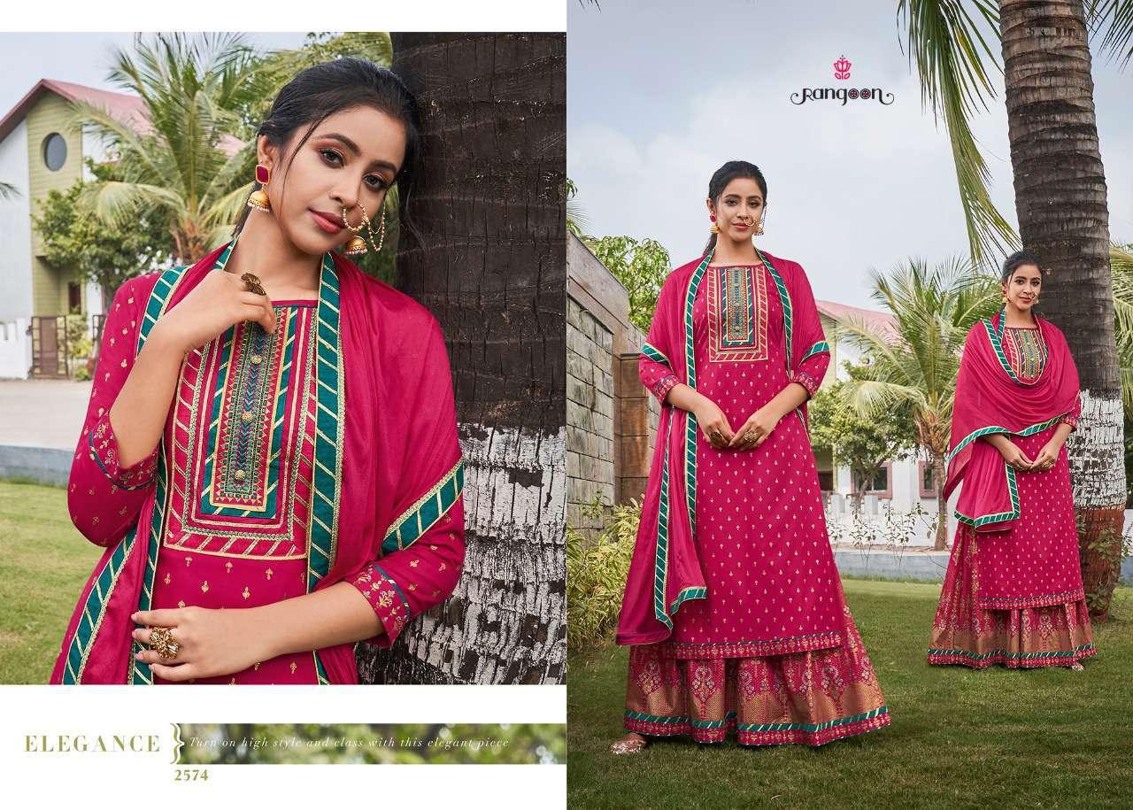 Rangoon Natraj Vol 2 by Kessi Readymade Salwar Suit Wholesale Catalog 4 Pcs 2 - Rangoon Natraj Vol 2 by Kessi Readymade Salwar Suit Wholesale Catalog 4 Pcs
