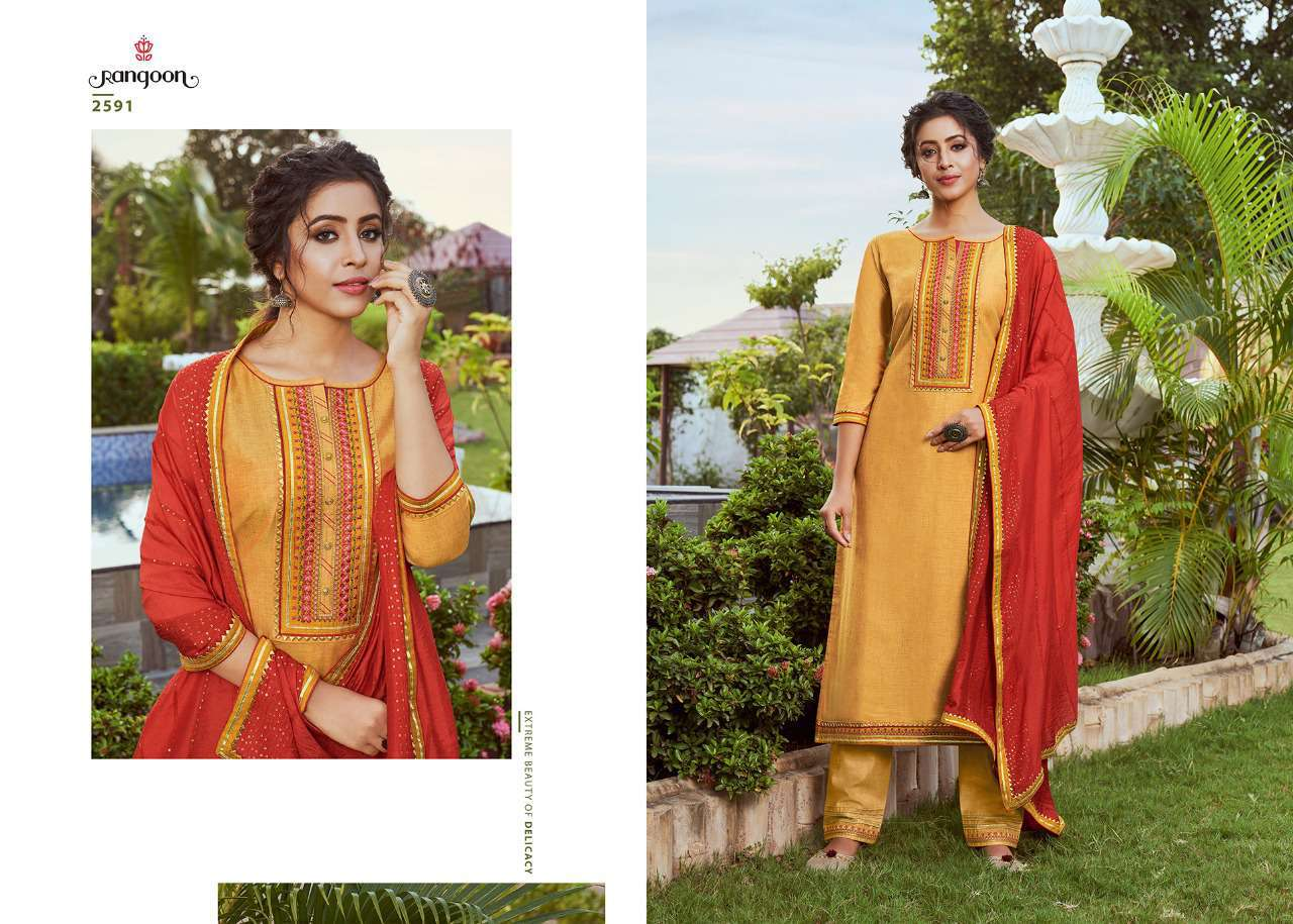 Rangoon Rangoli by Kessi Readymade Salwar Suit Wholesale Catalog 4 Pcs 7 - Rangoon Rangoli by Kessi Readymade Salwar Suit Wholesale Catalog 4 Pcs