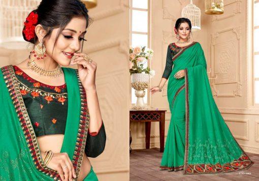 Ranjna Raisin Saree Sari Wholesale Catalog 8 Pcs 8 510x357 - Ranjna Raisin Saree Sari Wholesale Catalog 8 Pcs
