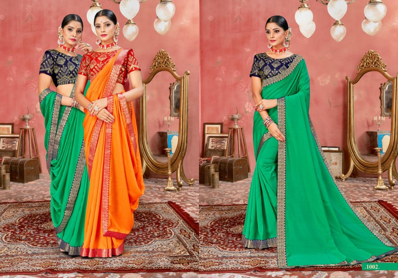 Ranjna Roop Kala Saree Sari Wholesale Catalog 4 Pcs 3 - Ranjna Roop Kala Saree Sari Wholesale Catalog 4 Pcs