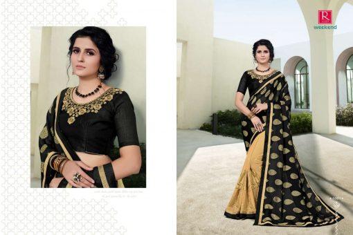 Ranjna Weekend Saree Sari Wholesale Catalog 6 Pcs 1 510x340 - Ranjna Weekend Saree Sari Wholesale Catalog 6 Pcs